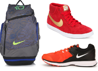 Nike Shoes And Casual Backpack Bag at Lowest Price : Upto 70% Off+ Extra Rs