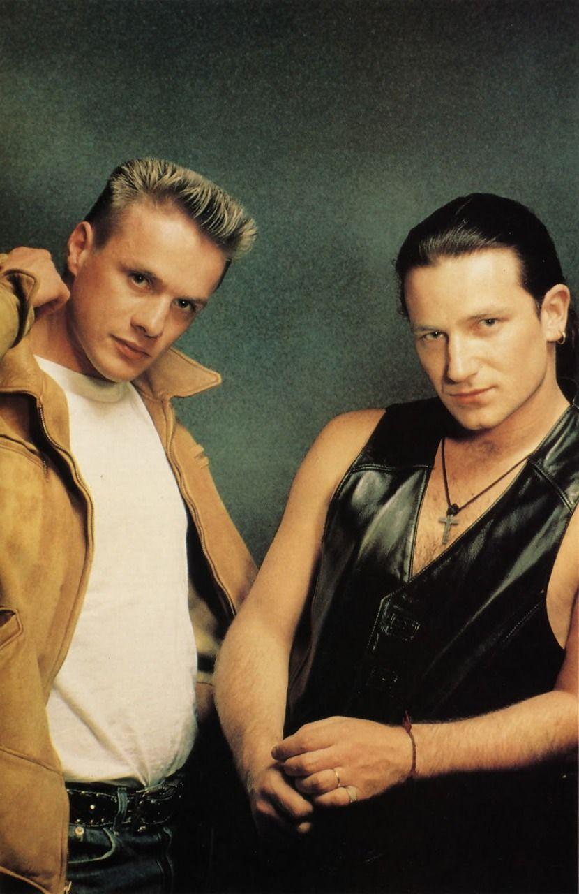 U2 - Bono & Larry - 1987 | U2 Fanatic | Larry mullen jr ...