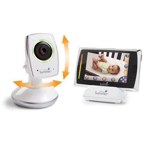 Summer Infant 28640 - Baby Touch WiFi Video Monitor ...