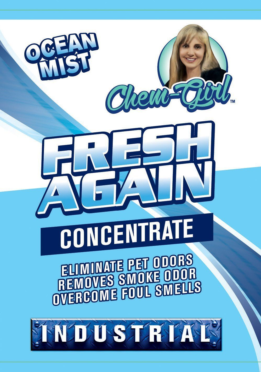 FRESH AGAINBIG 32ozConcentrate Odor Eliminator Triple