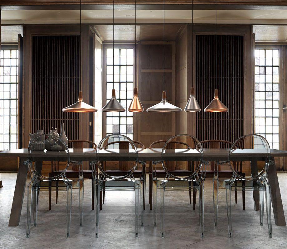 Nordlux Le Luxe Ce Qu Il Vous Faut Un Sol Vinyl Imitation Beton Cire Chez St Maclou Par Exemple Une Tab Inspiration Salle A Manger Belle Cuisine
