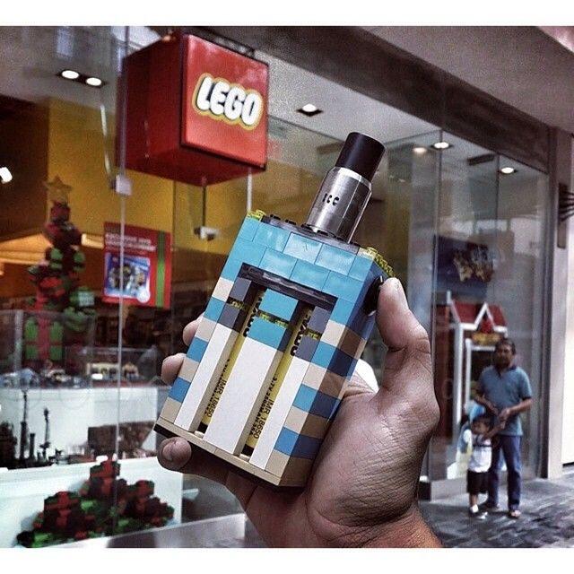 #handcheck  Photo Cred: @bzzzerk #legoboxmod #darkhorserda #Vape