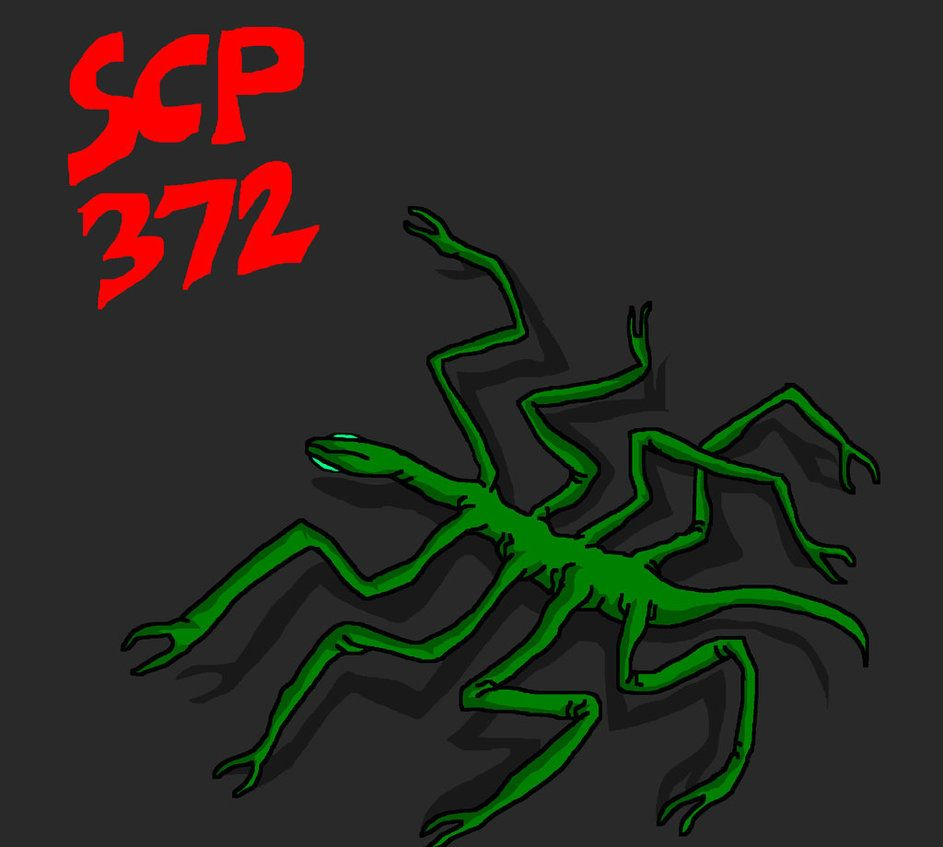 SCP-372 by cocoy1232 | SCP Foundation | Scp, Scp 076 ...