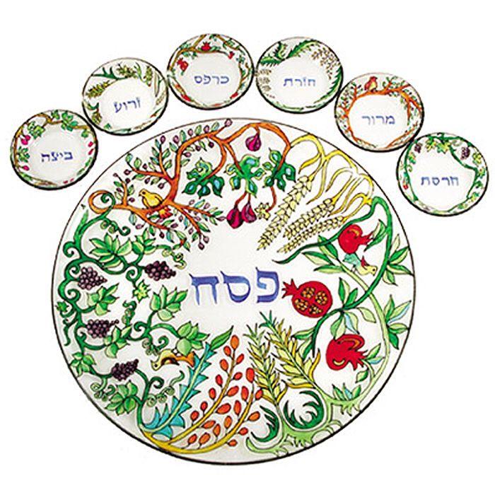 Seder Plates  sc 1 st  Pinterest & Seder Plates | seder plates | Pinterest
