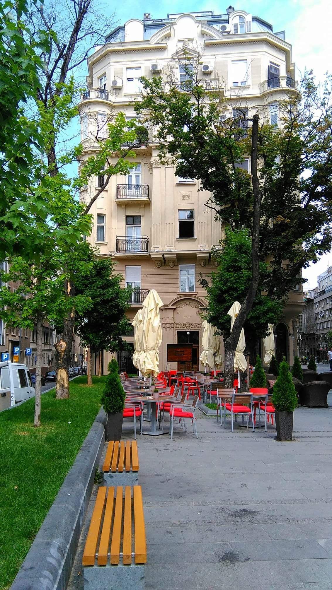 Cara Lazara Ulica Belgrade Serbia Belgrade Serbia