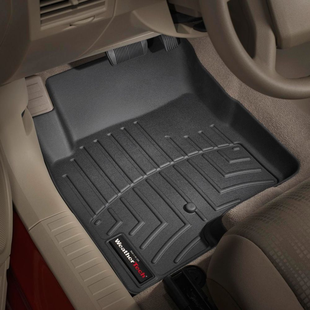 Floor mats jeep compass - Weathertech Floor Mats Floorliner For Jeep Patriot Black