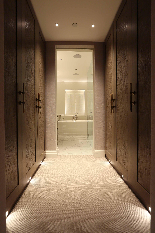 Lighting Basement Washroom Stairs: Jubillee Place 46LR-065 Plinth Lighting Via John Cullen