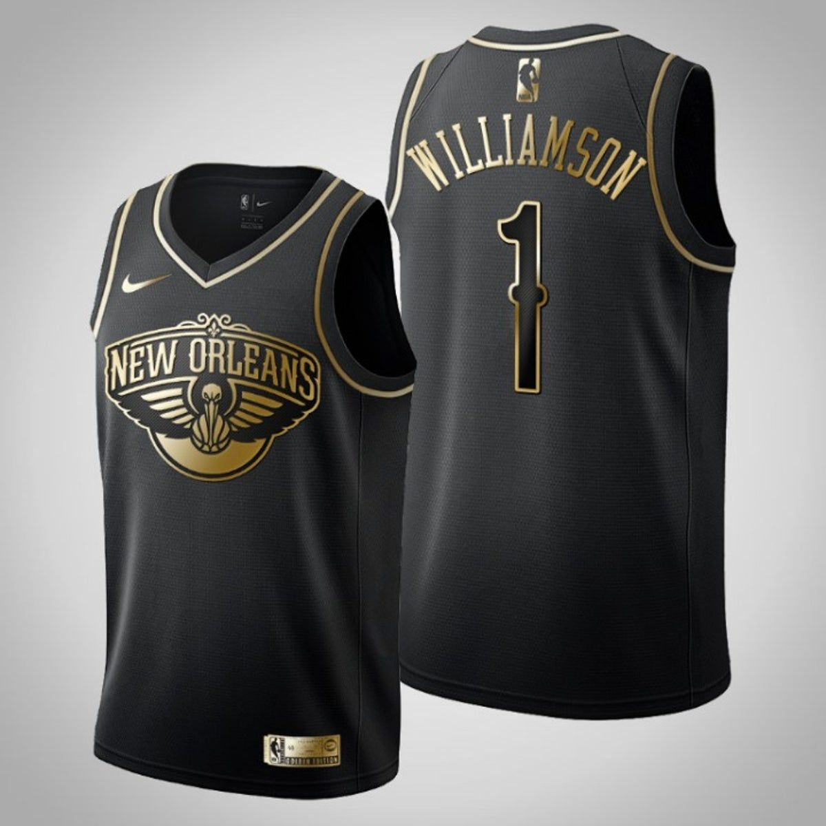 Zion Williamson Nba Jersey In 2020 Nba Jersey Basketball Clothes Jersey