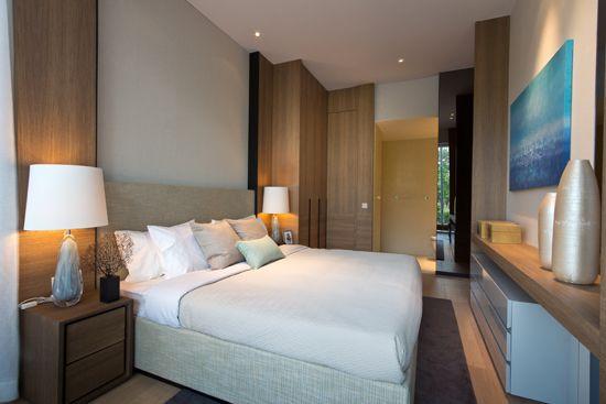 Echelon By Scda Architects Hotel Room Interior Master Bedroom Interior Bedroom Interior