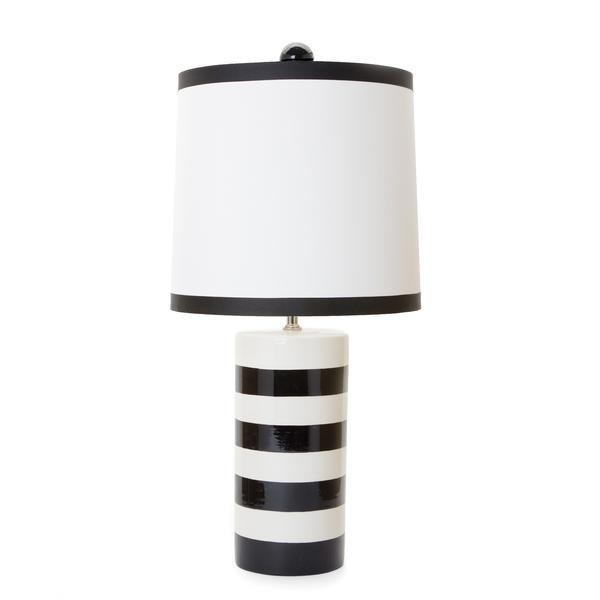 Black And White Lamp White Lamp Modern Lamp Shades Black