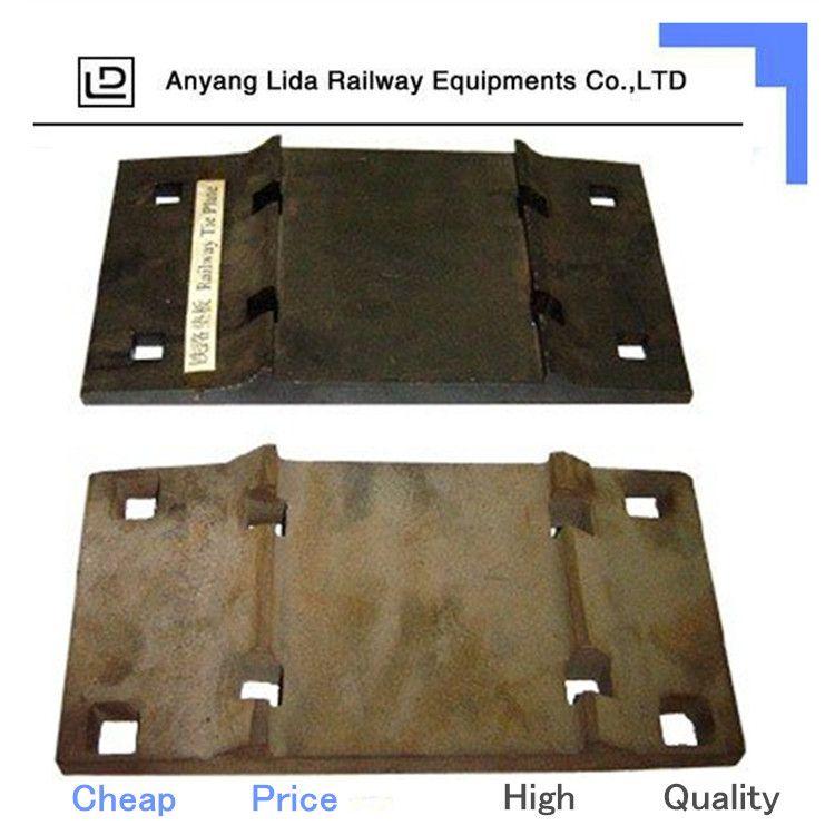 Railroad tie plate for sales | alibaba | Railroad ties, Plates y Tray