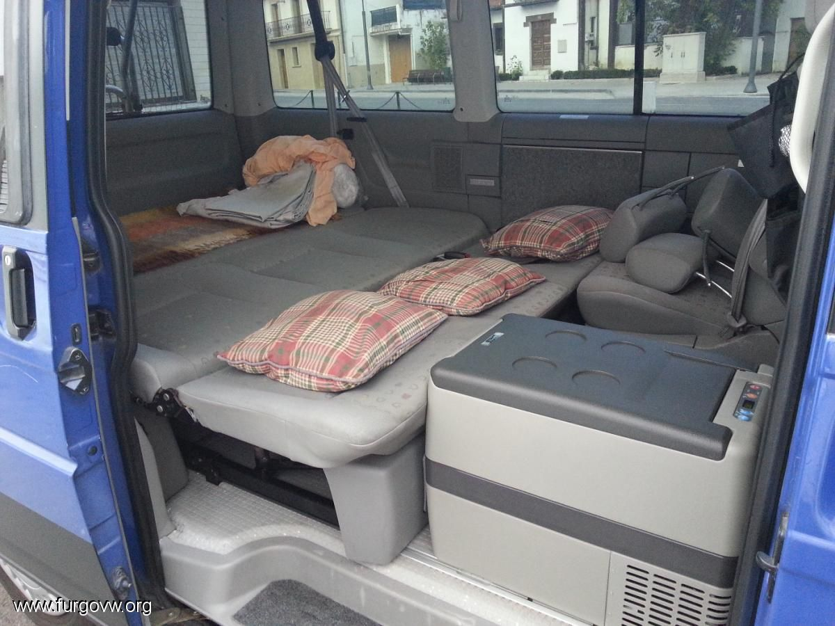 presentaci n volkswagen t4 multivan camping. Black Bedroom Furniture Sets. Home Design Ideas