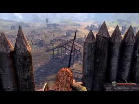 Mount Blade Ii Bannerlord Gamescom 2016 Siege Defence Gameplay