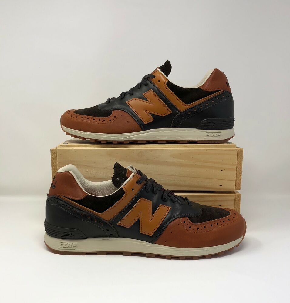 premium selection d65dd 33176 (eBay Sponsored) New Balance x Grenson Size 10 Brown Leather Made In  England Phase