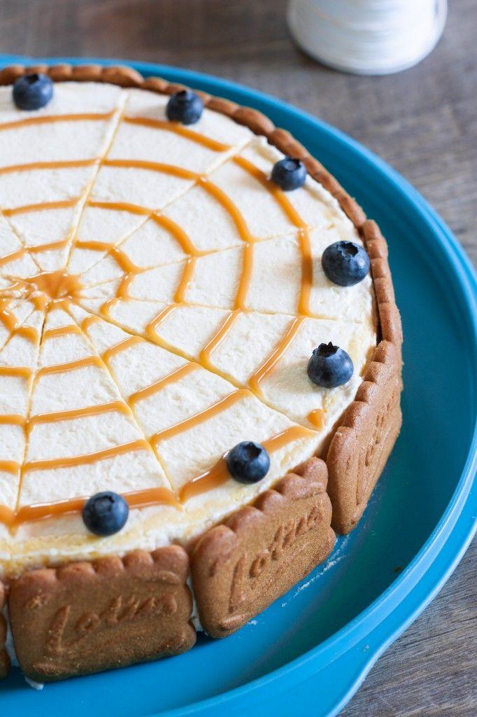 Cheesecake spéculoos caramel beurre salé Cheesecake