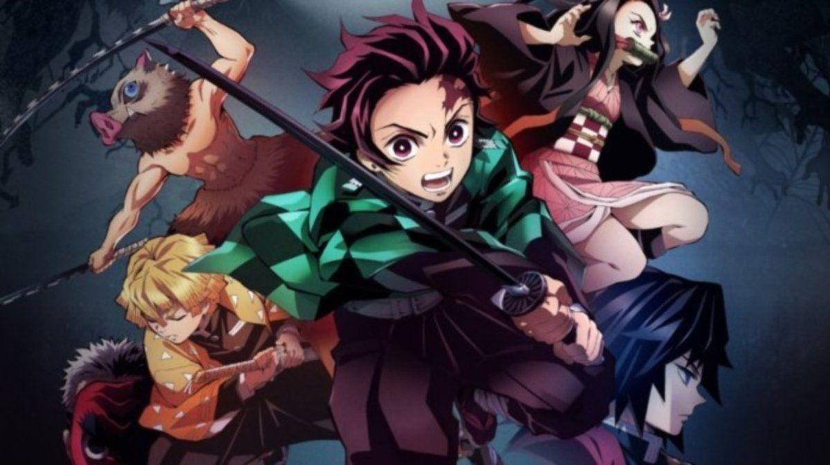Anime Series Like Demon Slayer Kimetsu No Yaiba Slayer Anime