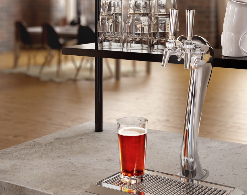 Beer tap systems for home - Step Outside With Snyder Diamond Beer Towerbeer Tapsthe