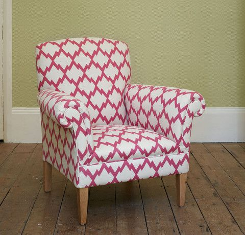 Victorian style armchair - Dormy House   Occasional Chairs ...