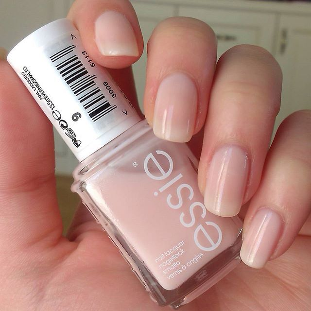 Essie Vanity Fairest, 3 coats! Clean looking mani, georgeous! a ...