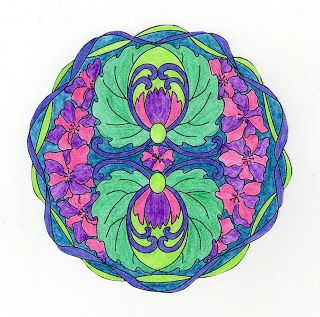 Mandalas Para Pintar mandalas pintados Mandalas Pinterest