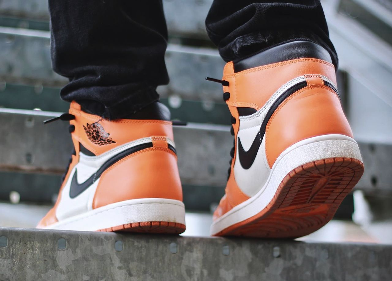 Nike Air Jordan 1 Shattered Backboard 2 0 2016 By Kaze845