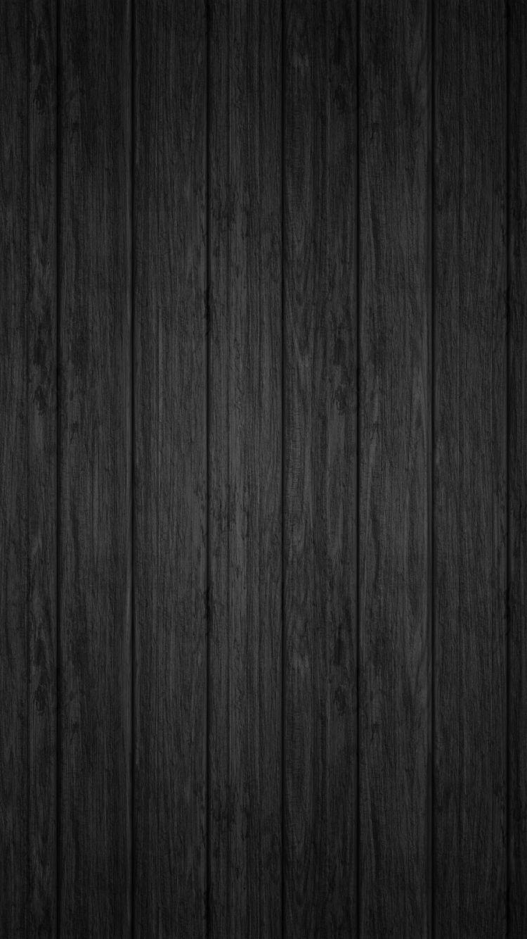 Board Black Line Texture Background Wood