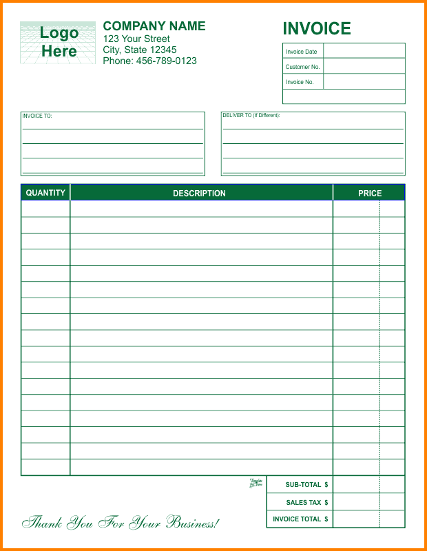 15 Book Bill Format Saint Connect Printable Invoice Invoice Template Word Templates Printable Free