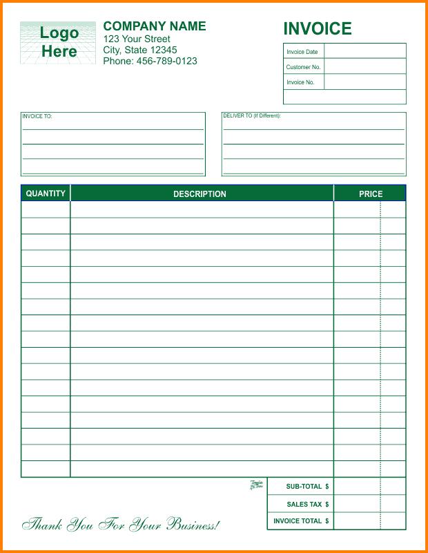 15 Book Bill Format Saint Connect Invoice Template Word Printable Invoice Invoice Template