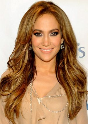 Eye Makeup for Brown Eyes Example - Jennifer Lopez Love this look ...