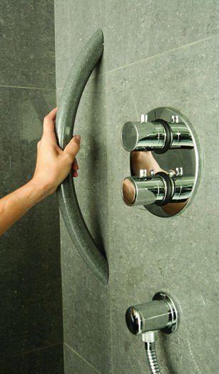 Great Grabz Designer Grab Bars Shower Accessories Shower Grab Bar Ada Bathroom Shower Remodel Decorative grab bars for bathroom