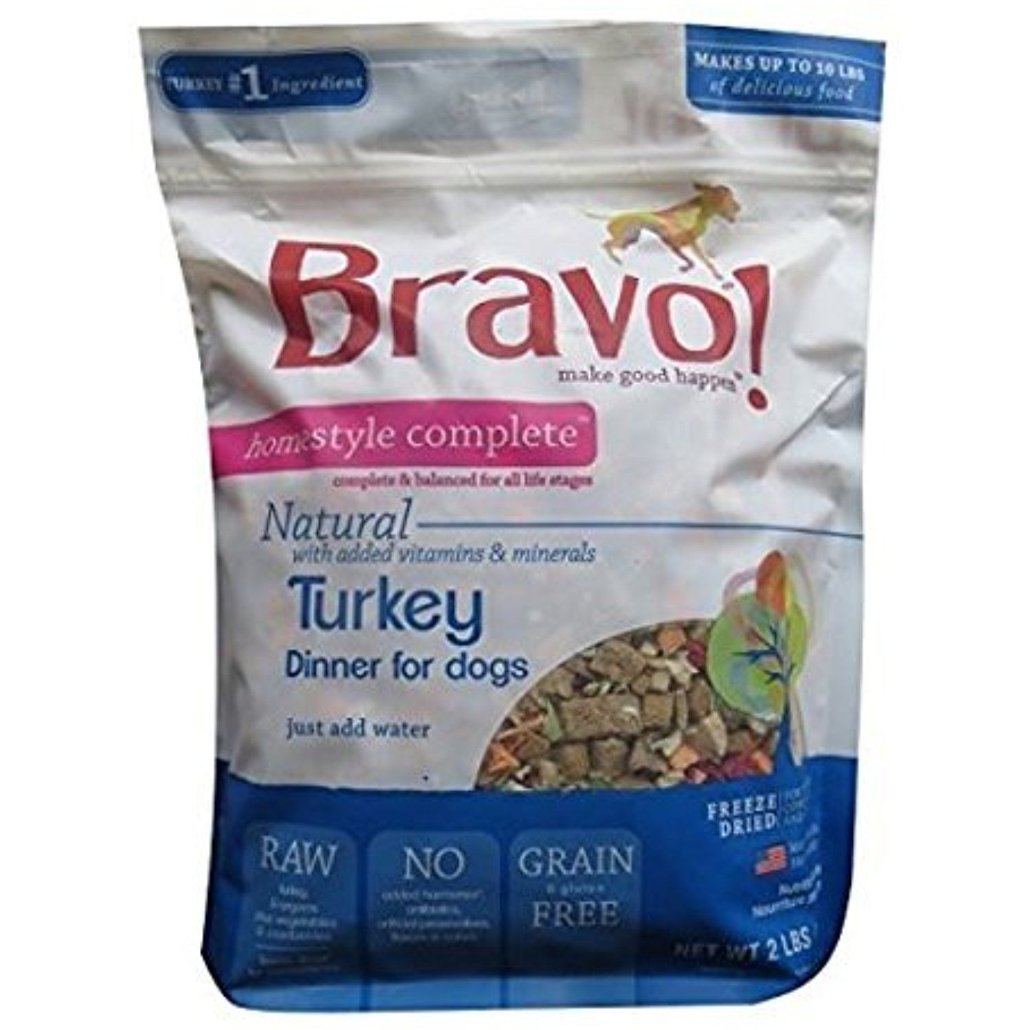 2 Lb Homestyle Freeze Dried Dinner Turkey Food You Could Get