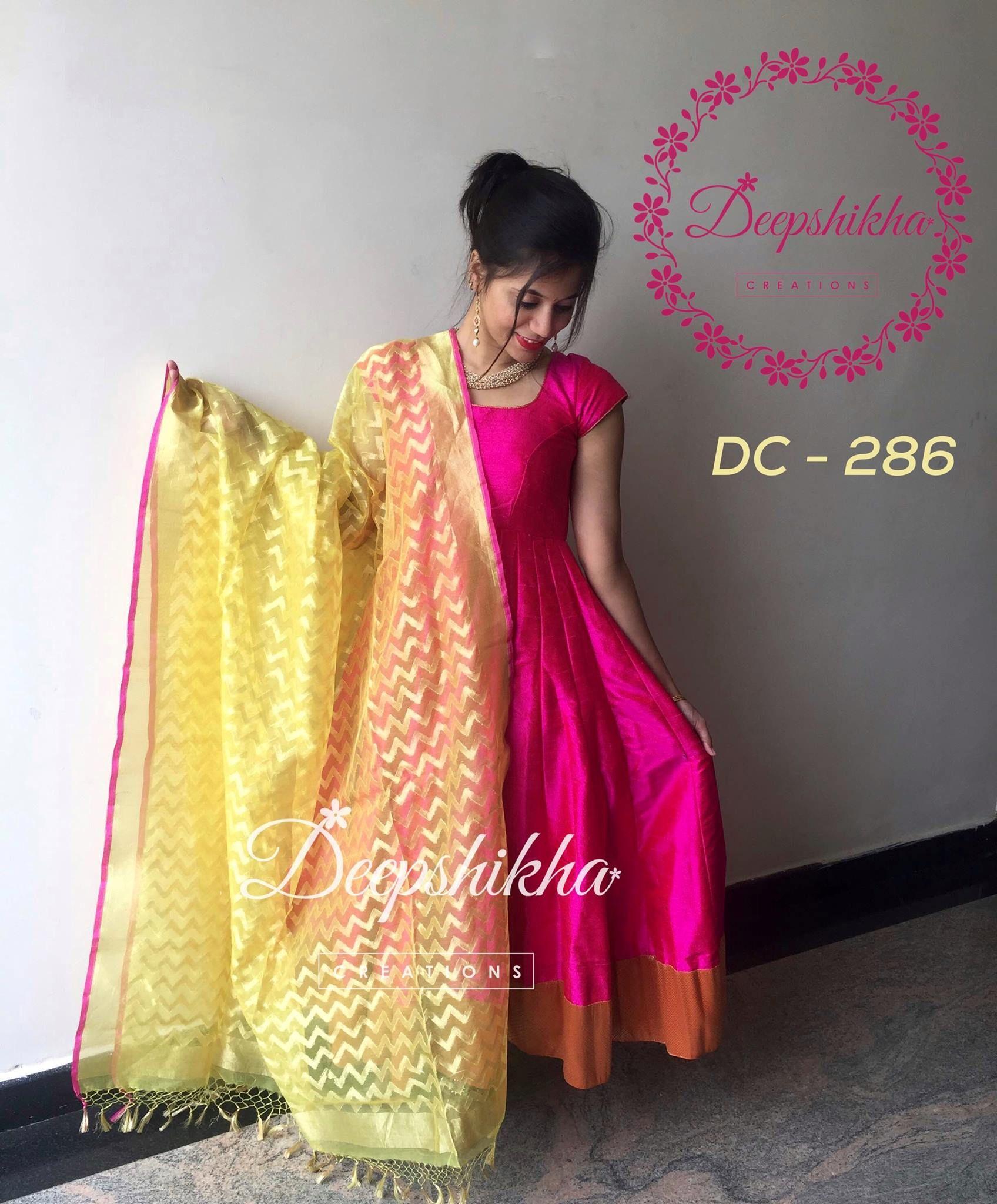 f1ed82383fd76 Deepshikha Creations. https   www.facebook.com DeepshikhaCreations .