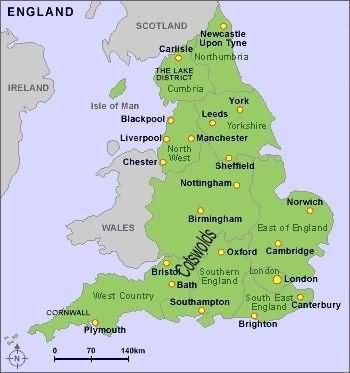 Pin By Sandy Czarnetzke On EVERYTHING ENGLAND Pinterest - England map