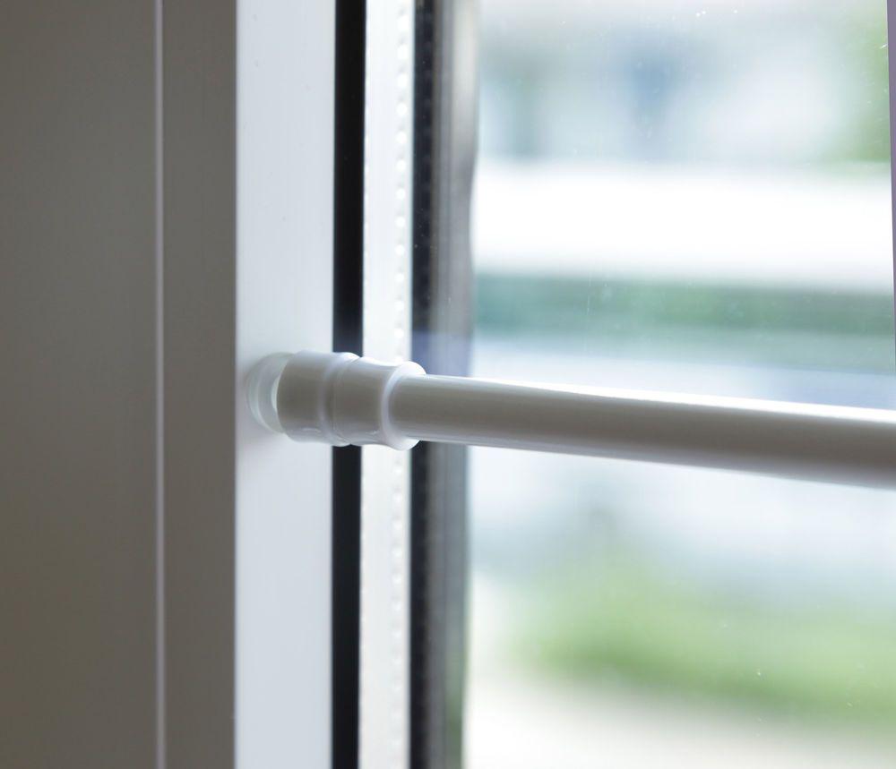 Tür Fenster Klemmstange Gardinenstange Ohne Bohren F Bistrogardine Fadenvorhang In Möbel Wohnen Ro Gardinenstange Ohne Bohren Gardinenstange Bistrogardinen