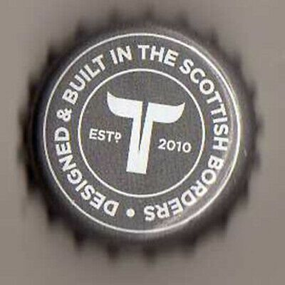 UK Beer Bottle Top Crown Cap - Tempest Brewery - Scotland (version b) Bottle Top, Beer Bottle, Spanish Beer, Belgian Beer, Beer Coasters, Brew Pub, Best Beer, Brewing