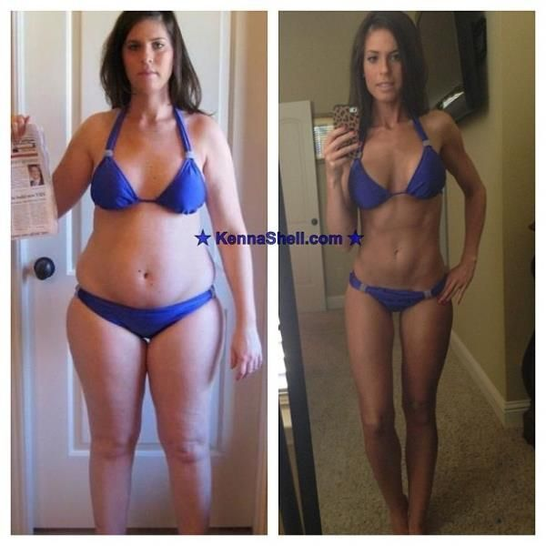 Rounded tread 7-day weight loss challenge many the new