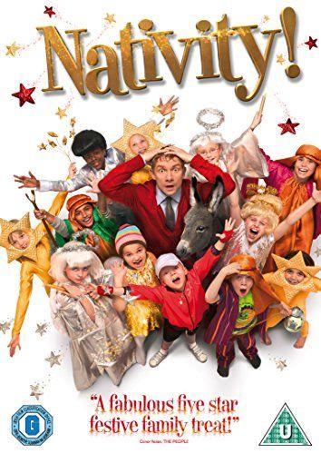 Nativity Dvd Amazon Co Uk Martin Freeman Marc Wootton Ashley Jenson Alan Carr Dvd Blu Ray Nativity Movie Christmas Movies Nativity