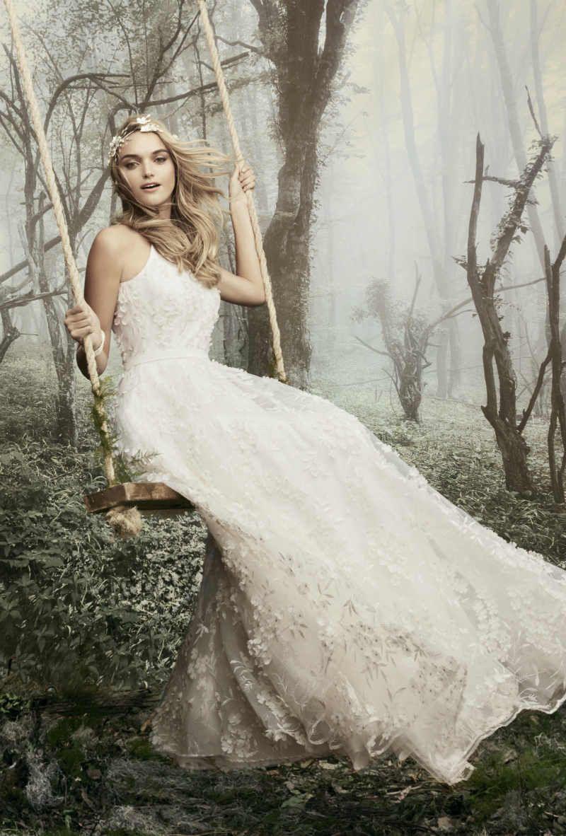 43429d5c9f11 Boho Wedding Dresses, Enchanted Weddings, Wedding Swing | Winter Wonder  Wood: The Wedding Boutique by LE CHATEAU