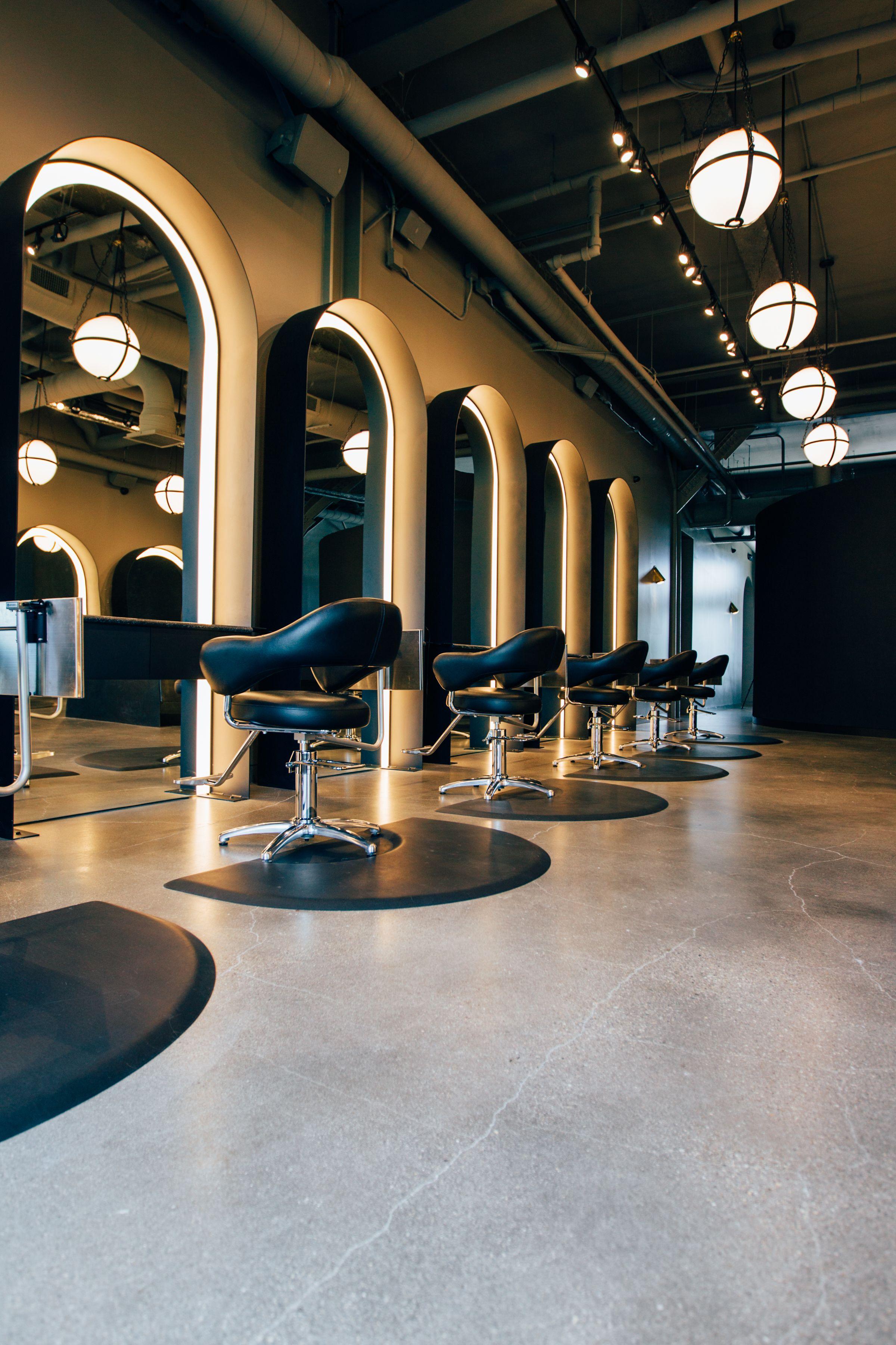 Best Salon Interior Design