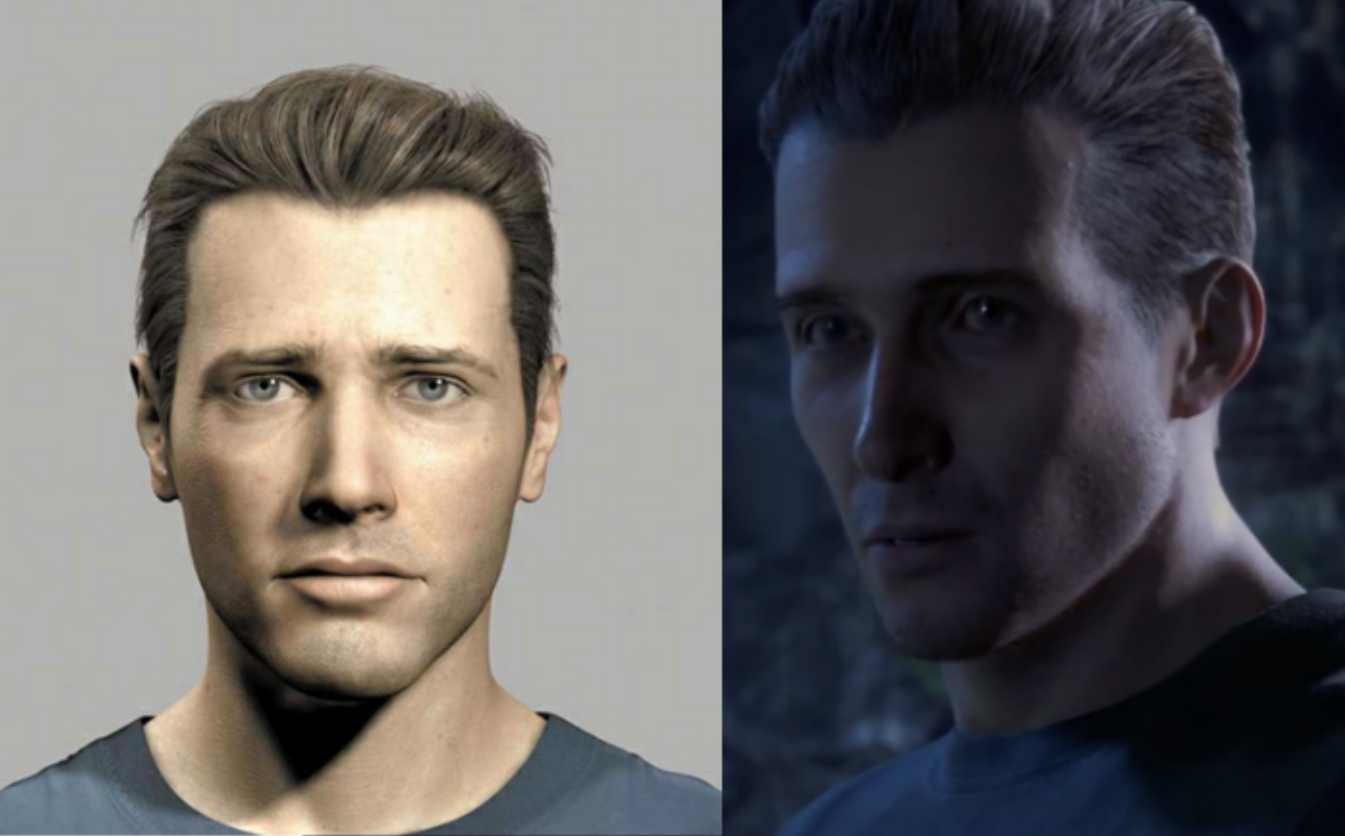 Rafe From Uncharted 4 Looks Insanely Similar To Neil From Final