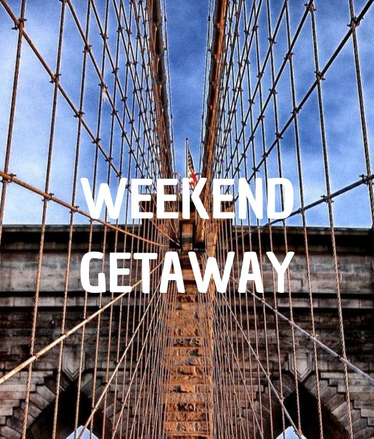 top weekend destinations from new york | best weekend