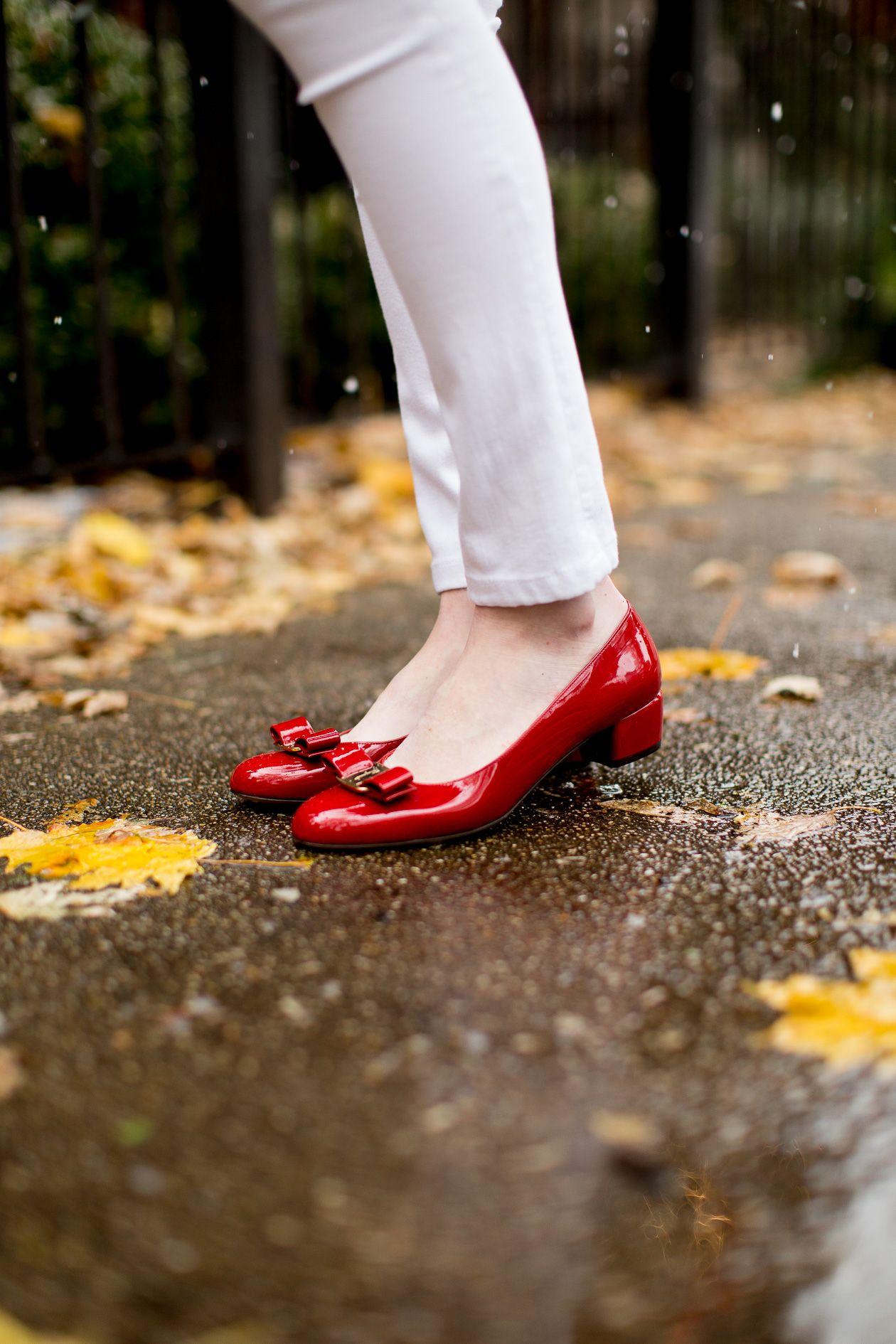 How to ferragamo wear vara shoes photos