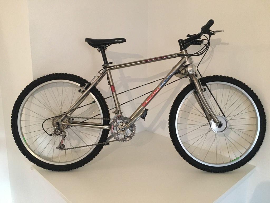 zum verkauf steht hier eine absolute rarit t aus dem hause progear bikes subaru allrad fahrrad. Black Bedroom Furniture Sets. Home Design Ideas