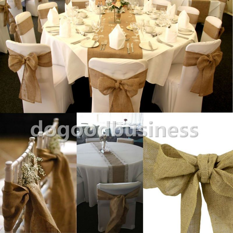 Wedding Chair Decorations Chairs Reception Covers Baptism Ideas Altar Pony C Table Party