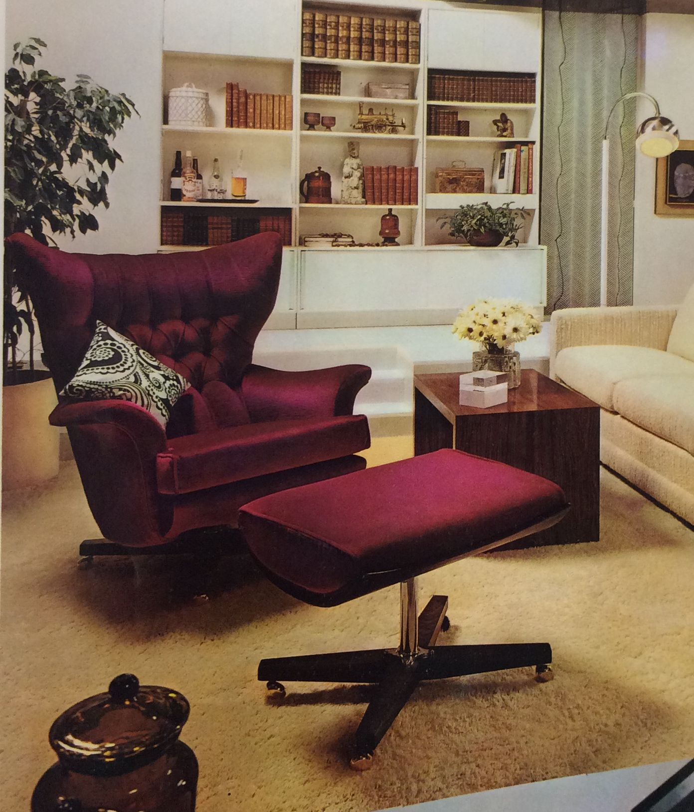 The Most Comfortable Chair In The World' G Plan 6250 6250 Model