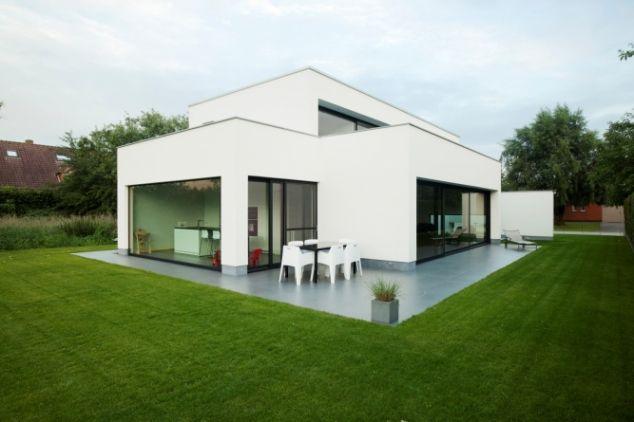 Jan abbeloos architectenbureau mijn huis mijn architect for Huizen architectuur
