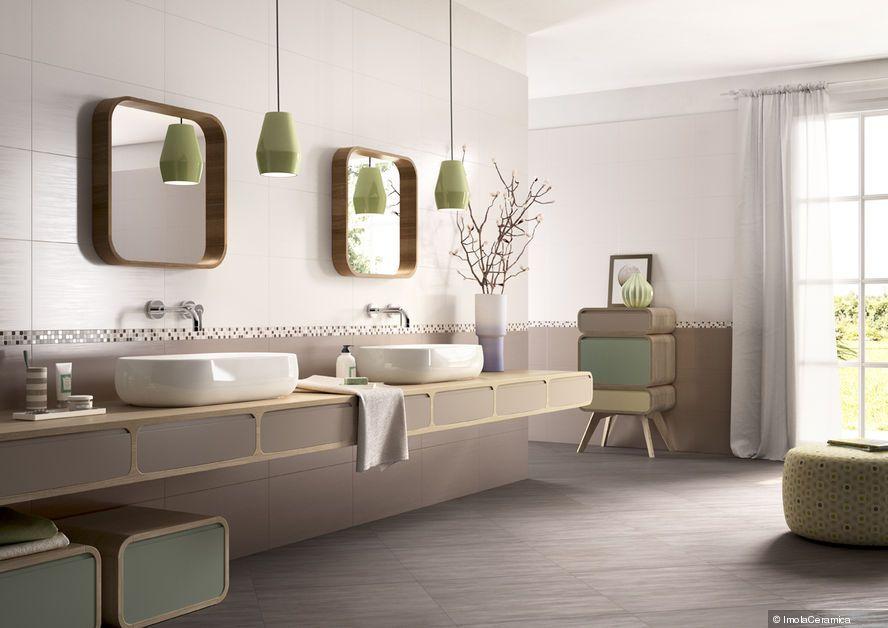 Piastrelle reflex bagno moderno ceramica bicottura am reflex