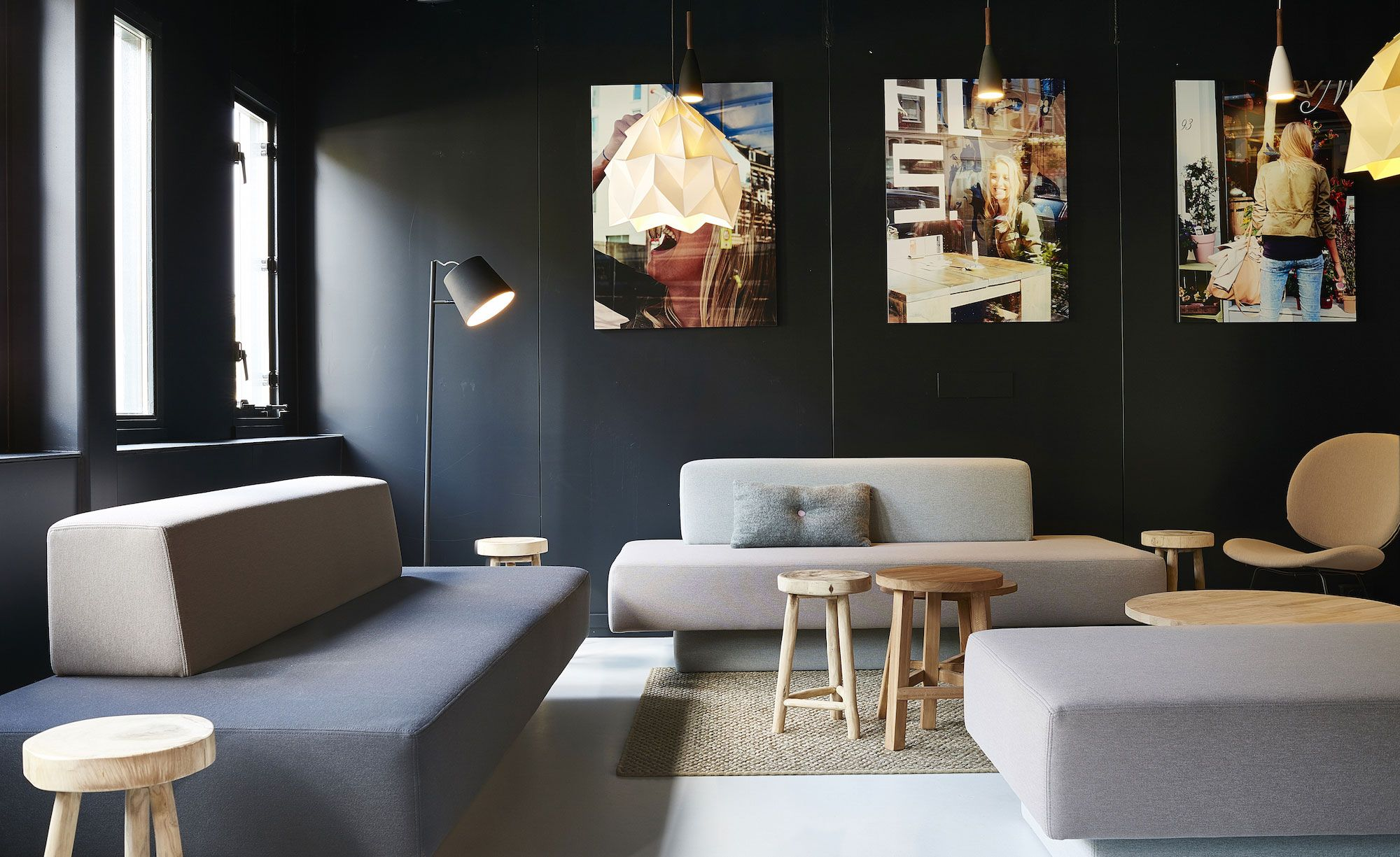 This Transcontinental Back To Work Hospitality Project Good Hotel Amsterdam Really Floats Our Boat