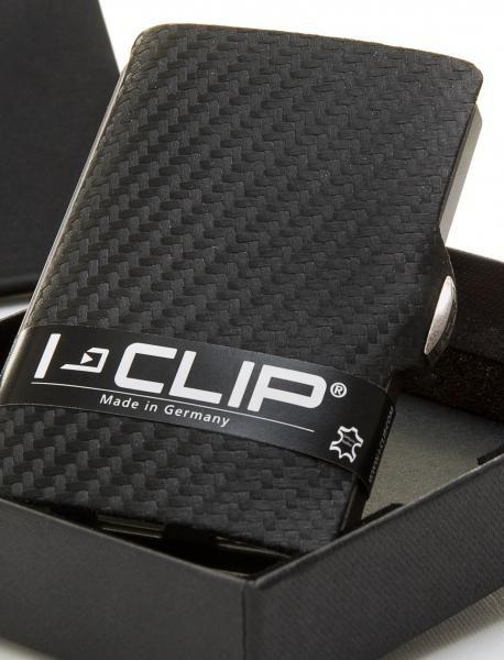 I-CLIP Aspecto fibra de carbono