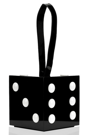 Lulu Guinness Dice Bag